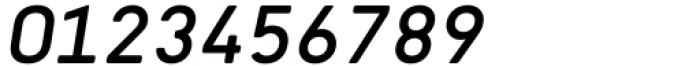 Katerina P Rounded Alt Medium Oblique Font OTHER CHARS