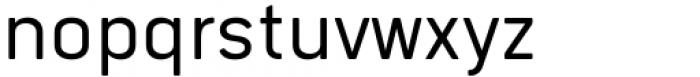 Katerina P Rounded Regular Font LOWERCASE