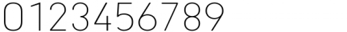 Katerina P Rounded Thin Font OTHER CHARS