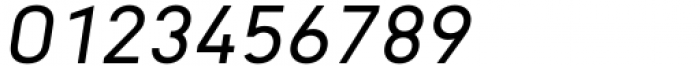 Katerina Regular Oblique Font OTHER CHARS