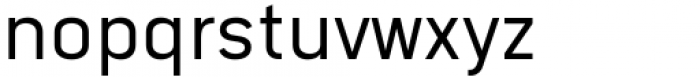 Katerina Regular Font LOWERCASE