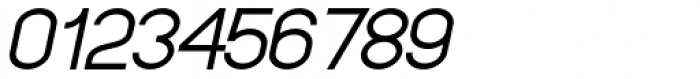 Kathleen Sans Italic Font OTHER CHARS
