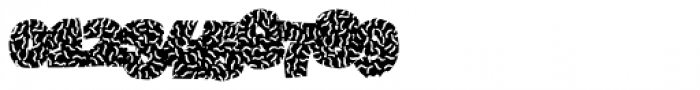 Katka Confetti Font OTHER CHARS