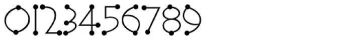 Katydid JNL Font OTHER CHARS
