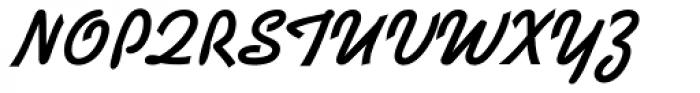 Kaufmann D Bold Font UPPERCASE