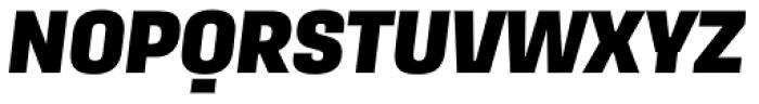 Kawak Black Italic Font UPPERCASE