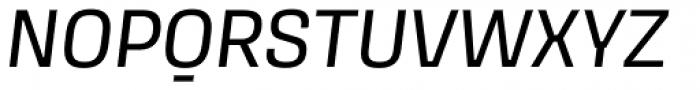 Kawak Regular Italic Font UPPERCASE