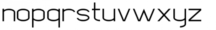 Kayla Sans Light Font LOWERCASE