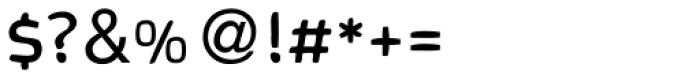 Kayzi MF Light Font OTHER CHARS