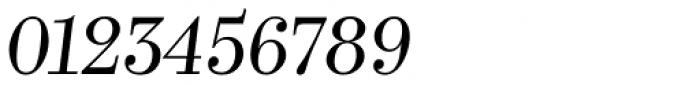 Kazimir Light Italic Font OTHER CHARS