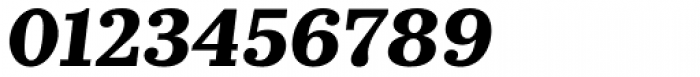 Kazimir Text Bold Italic Font OTHER CHARS