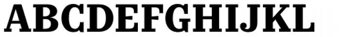 Kazimir Text Bold Font UPPERCASE