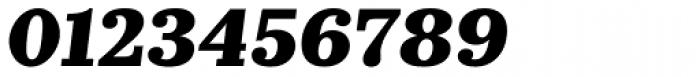 Kazimir Text Extra Bold Italic Font OTHER CHARS