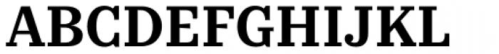 Kazimir Text Semibold Font UPPERCASE