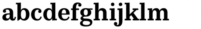 Kazimir Text Semibold Font LOWERCASE