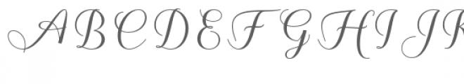 Kalisha Bold Font UPPERCASE