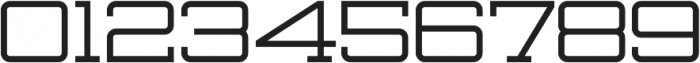KBSFJunction otf (400) Font OTHER CHARS