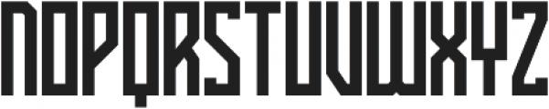 KBSFStellar Solid otf (400) Font UPPERCASE