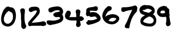 KBBalloonAnimal Font OTHER CHARS