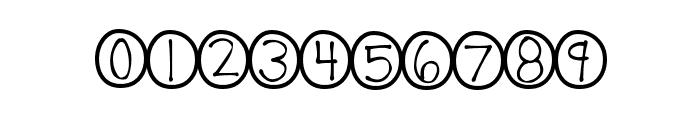 KBCaterpillar Font OTHER CHARS