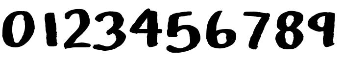 KBChalkTalk Font OTHER CHARS