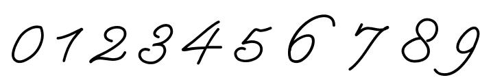 KBFancyFootwork Font OTHER CHARS