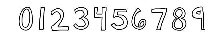 KBFramework Font OTHER CHARS