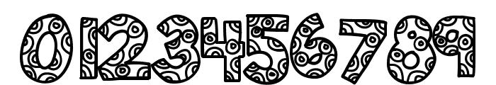 KBFunHouse Font OTHER CHARS