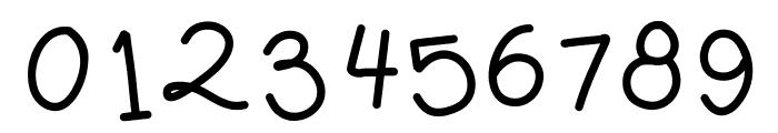 KBJellybean Font OTHER CHARS