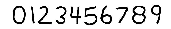 KBKinderWriteBold Font OTHER CHARS