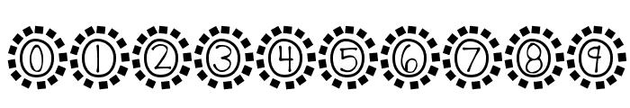 KBMosaic Font OTHER CHARS