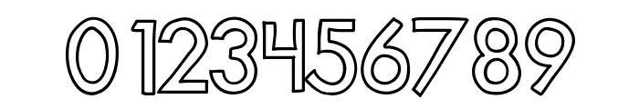 KBOutOfTowner Font OTHER CHARS