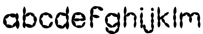 KBRiceaRoni Font LOWERCASE