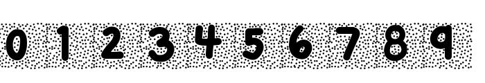 KBSnowballin Font OTHER CHARS