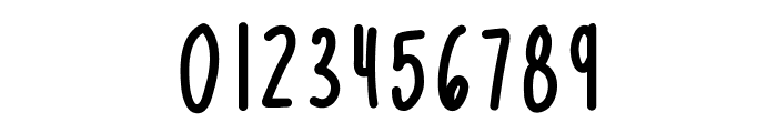 KBSoThinterestingBold Font OTHER CHARS