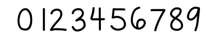 KBSubtle Font OTHER CHARS