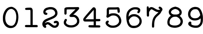 KBYoureJustMyType Font OTHER CHARS