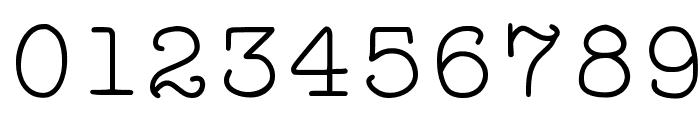 KBYoureJustMyTypeThin Font OTHER CHARS