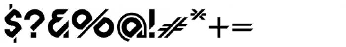 KD Diagona Font OTHER CHARS