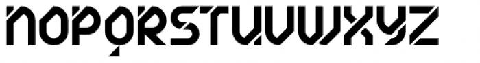 KD Diagona Font UPPERCASE