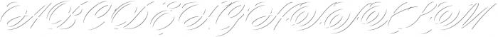Keepsake Drop Shadow Regular otf (400) Font UPPERCASE