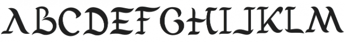 Kelasik otf (400) Font UPPERCASE