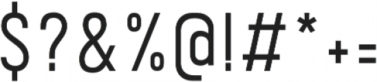 Kelpt Sans B2 SemiLight otf (300) Font OTHER CHARS