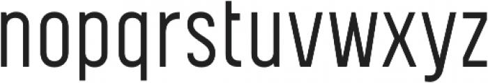 Kelpt Sans B2 SemiLight otf (300) Font LOWERCASE