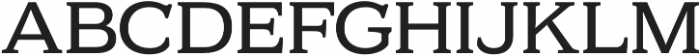 Kelvingrove Regular otf (400) Font LOWERCASE