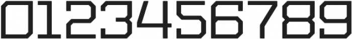 Kensmark.04 Regular Soft otf (400) Font OTHER CHARS