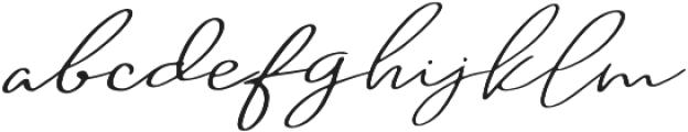 Kenstein otf (400) Font LOWERCASE