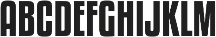 Kenyan Coffee SemiBold otf (600) Font UPPERCASE
