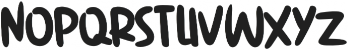 Keripik otf (400) Font UPPERCASE
