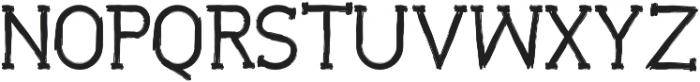 Ketapang otf (400) Font LOWERCASE